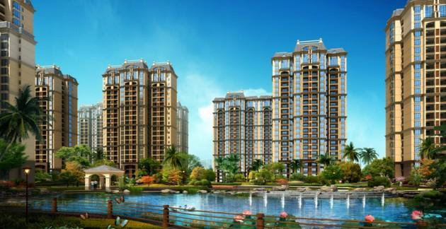 景园悦海湾项目均价13000元/㎡ 一房一价