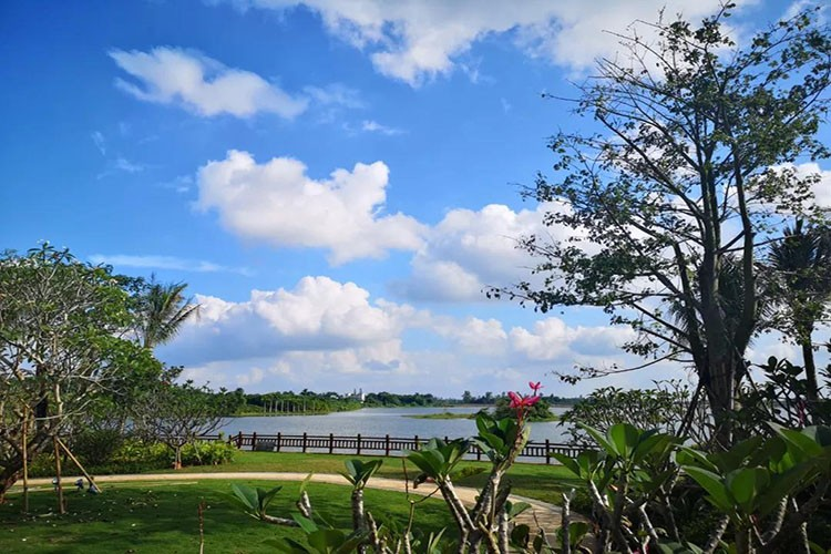 国瑞云龙湖实景