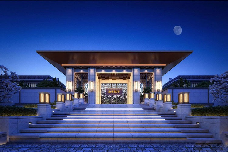 广西防城港山水院子住宅别墅在售中