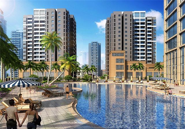 双杰蓝海国预计交房时间为2020年10月30日