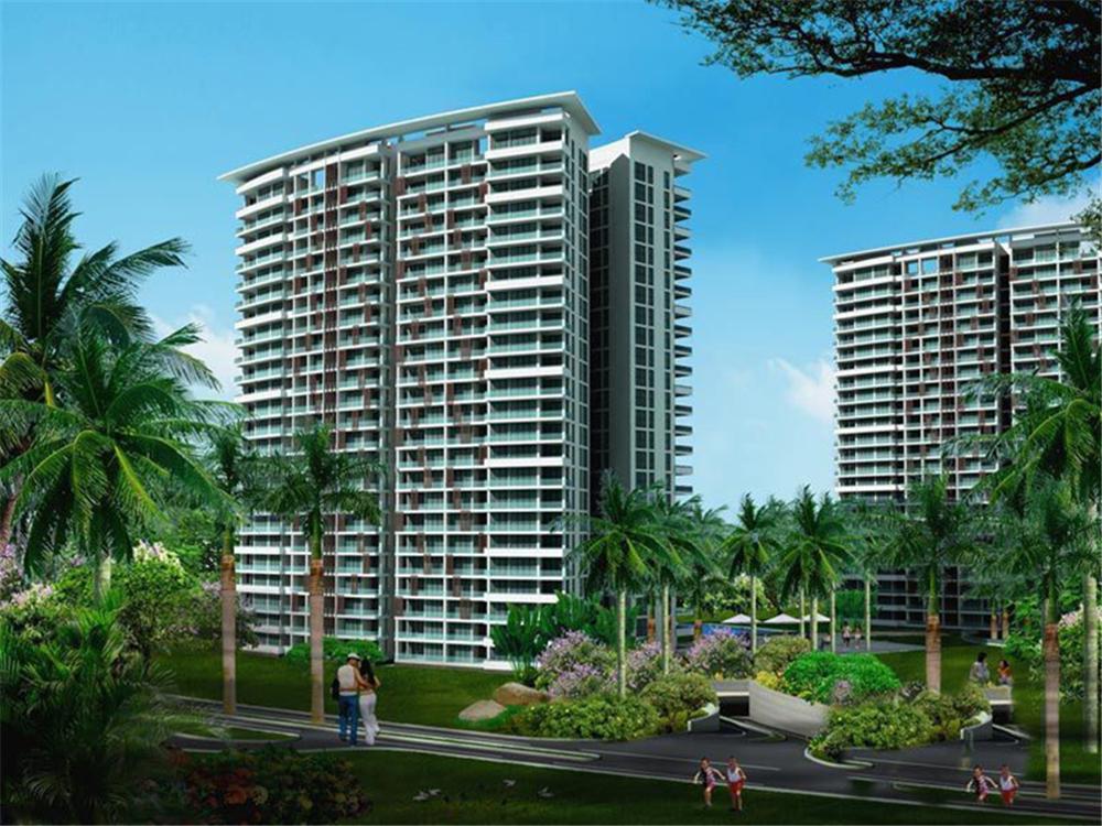 阿罗哈建筑面积为16.33平-168.92平1居-5居在售