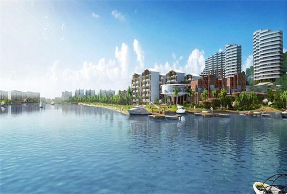 国安七星海岸项目在售均价约27000元/㎡左右