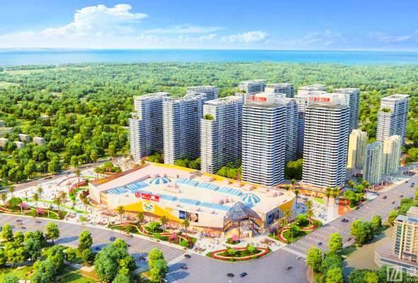 东方万悦城在售价格为:12500元/平方米