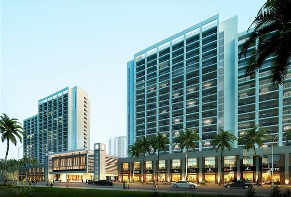 领时国际项目房源在售均价10000元/平方米
