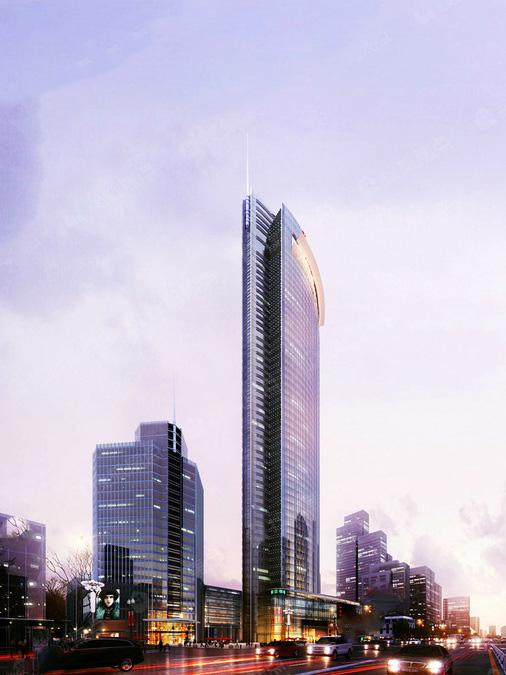 海口自贸时代广场 351万起,均价26000/㎡起