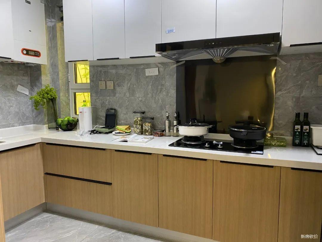 观棠上境厨房装修效果图
