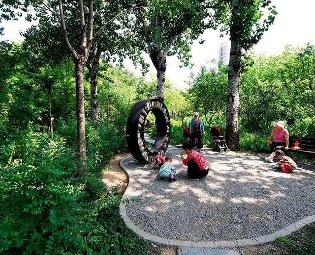 涿州新楼盘小区环境