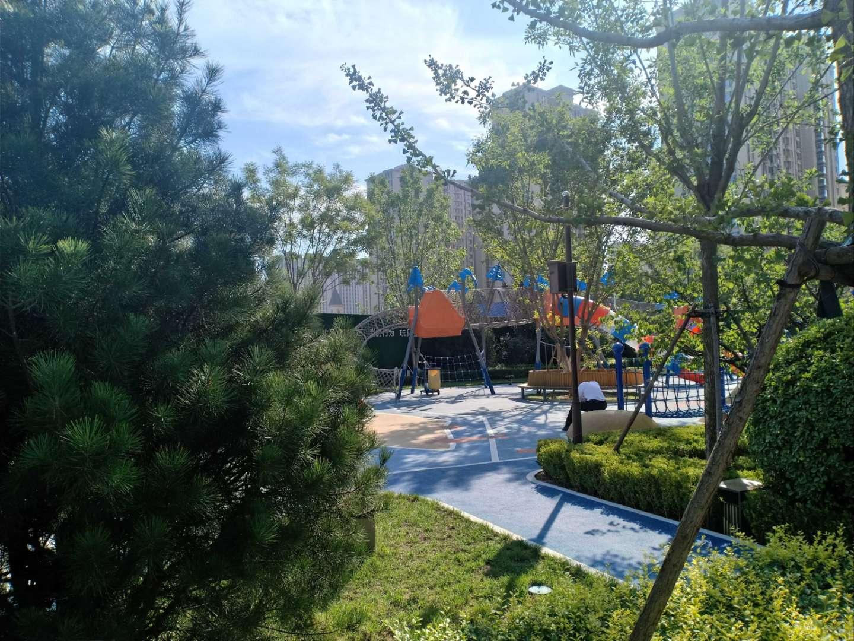 涿州新房子楼盘环境