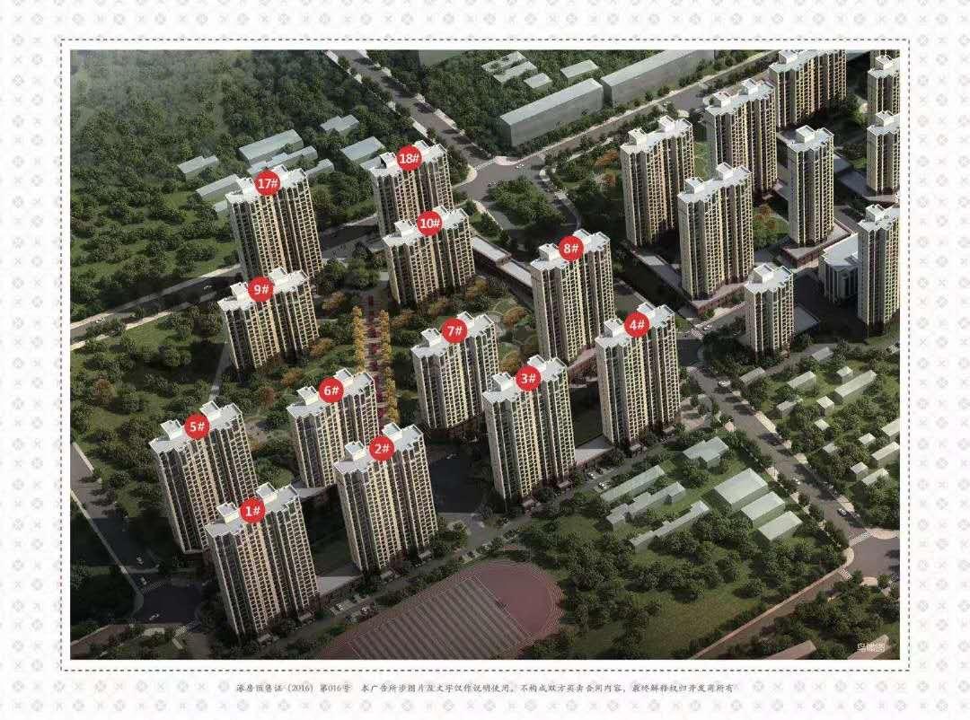 涿州卓悦城二期2020年房价7500一平