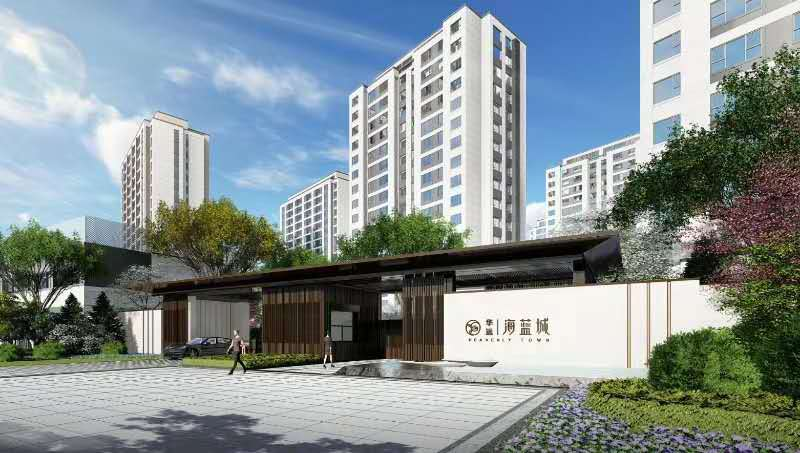 涿州热销楼盘华远海蓝城优势有哪些呢?