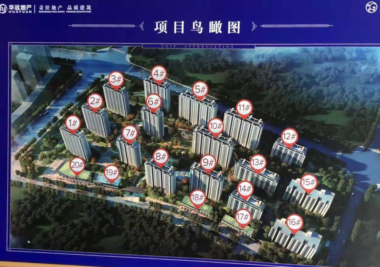 涿州华远海蓝城二期买房怎么样
