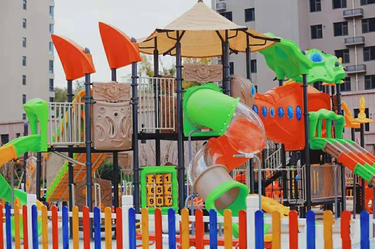 涿州金品时代儿童游乐园实拍图片