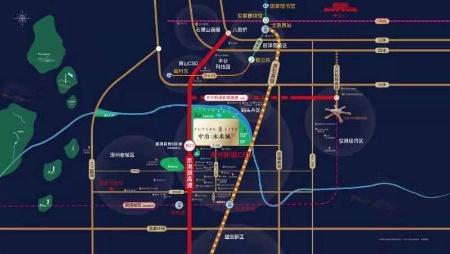 涿州中冶未来城楼盘位置图